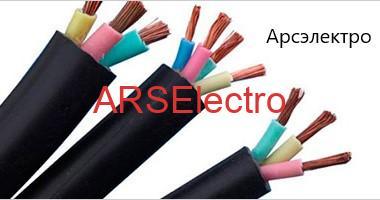 Резиновая изоляция кабельных изделий